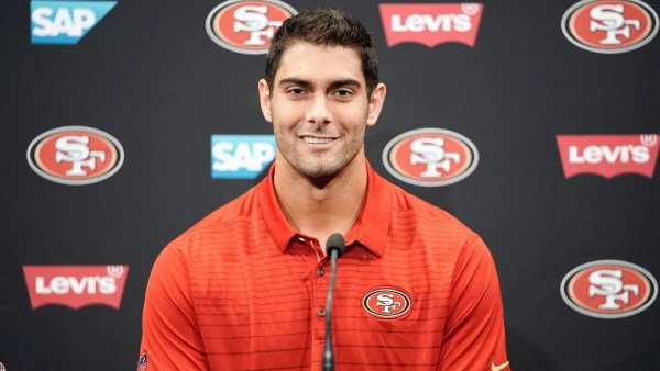 In Jimmy Garoppolo, San Francisco 49ers believe they have ...