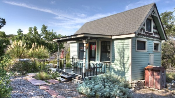 How small can you go? Real tiny houses for rent
