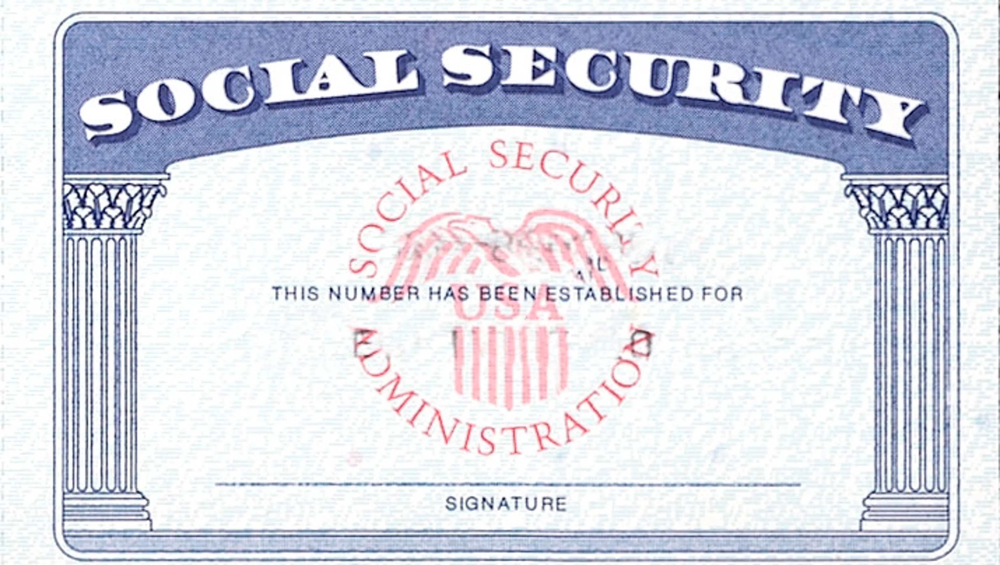Make Fake Social Security Card Online