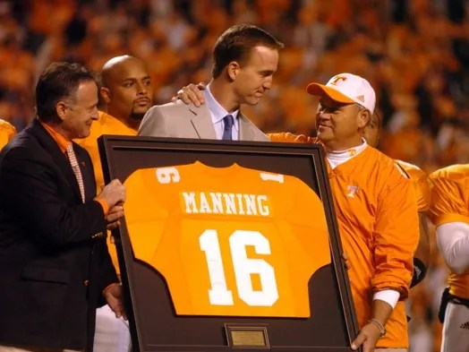 Five fast facts about Peyton Manning on his birthday