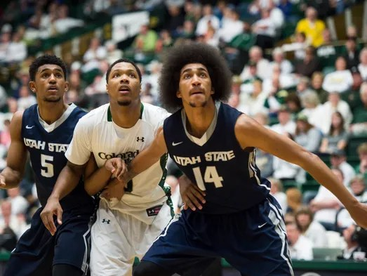 Utah State shoots down Colorado State