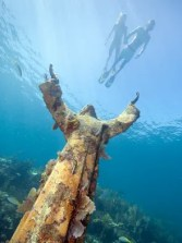"""Florida Keys """"Christ of the Abyss"""""""