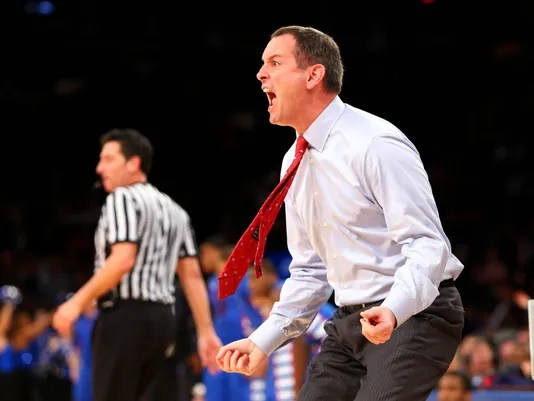 Mike Rice coaches 12-year-old girls team; parents back ...