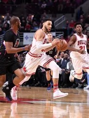 Couch A Year Later Denzel Valentine Cant Shake The Hurt