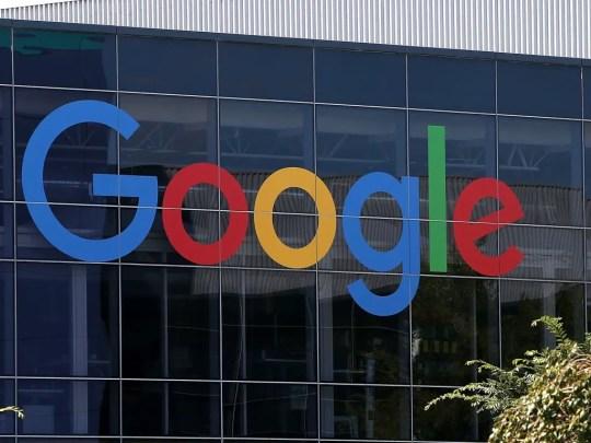 Google headquarters.