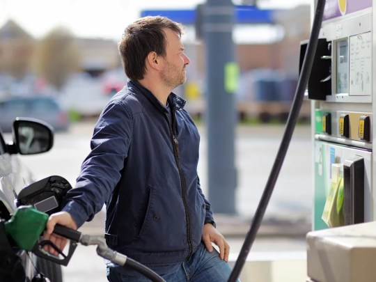 Gas prices could rise as early as this week