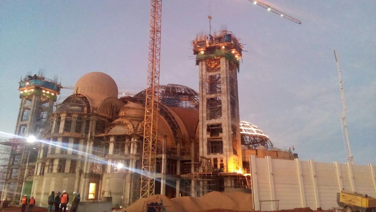 Egypts Coptic Christians Fear New Cathedral Could Be
