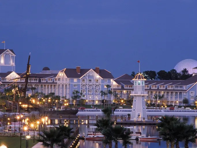 Walt Disney World Best Resorts For Staying On Property