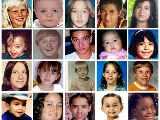 There are 59 reported missing Arizona children, dating