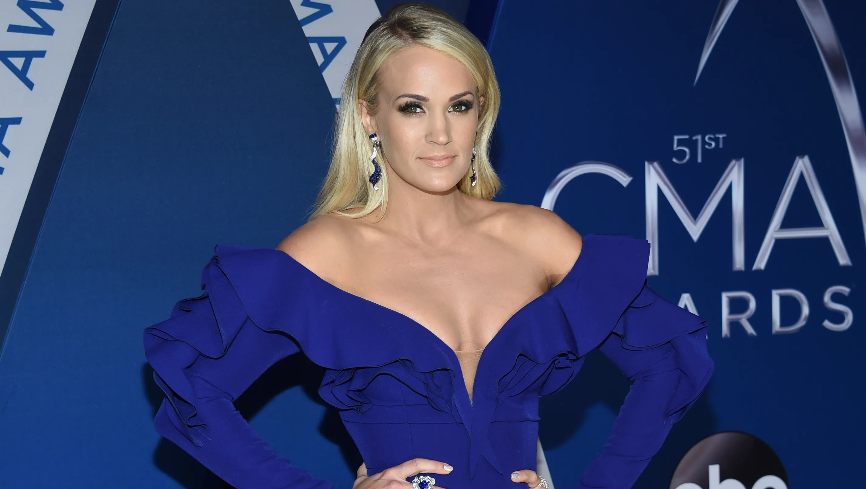 Carrie Underwood's face 'not quite looking the same' after ...