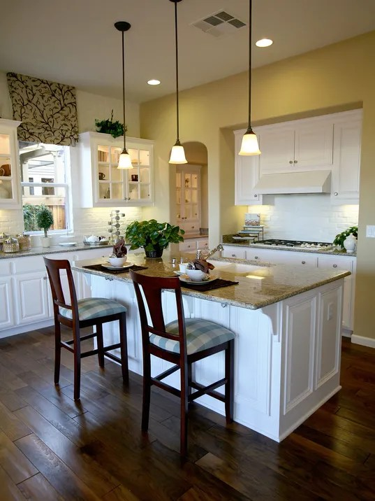 Fall In Love With Kitchen Stove Alcoves