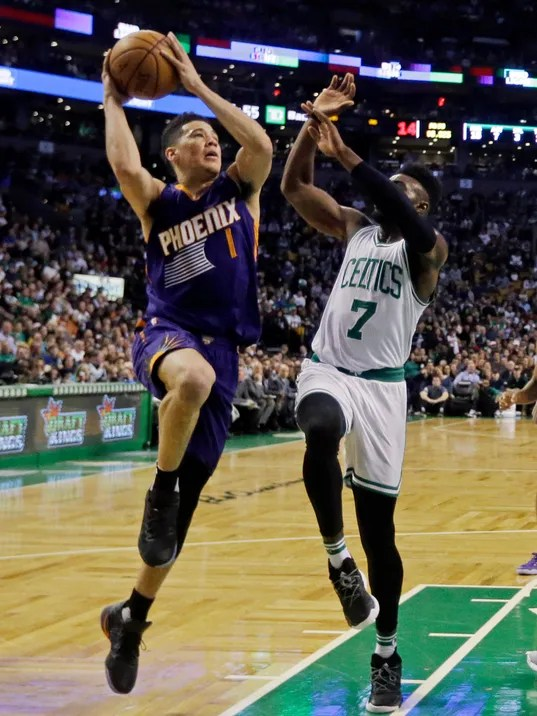 Devin Booker, Jaylen Brown