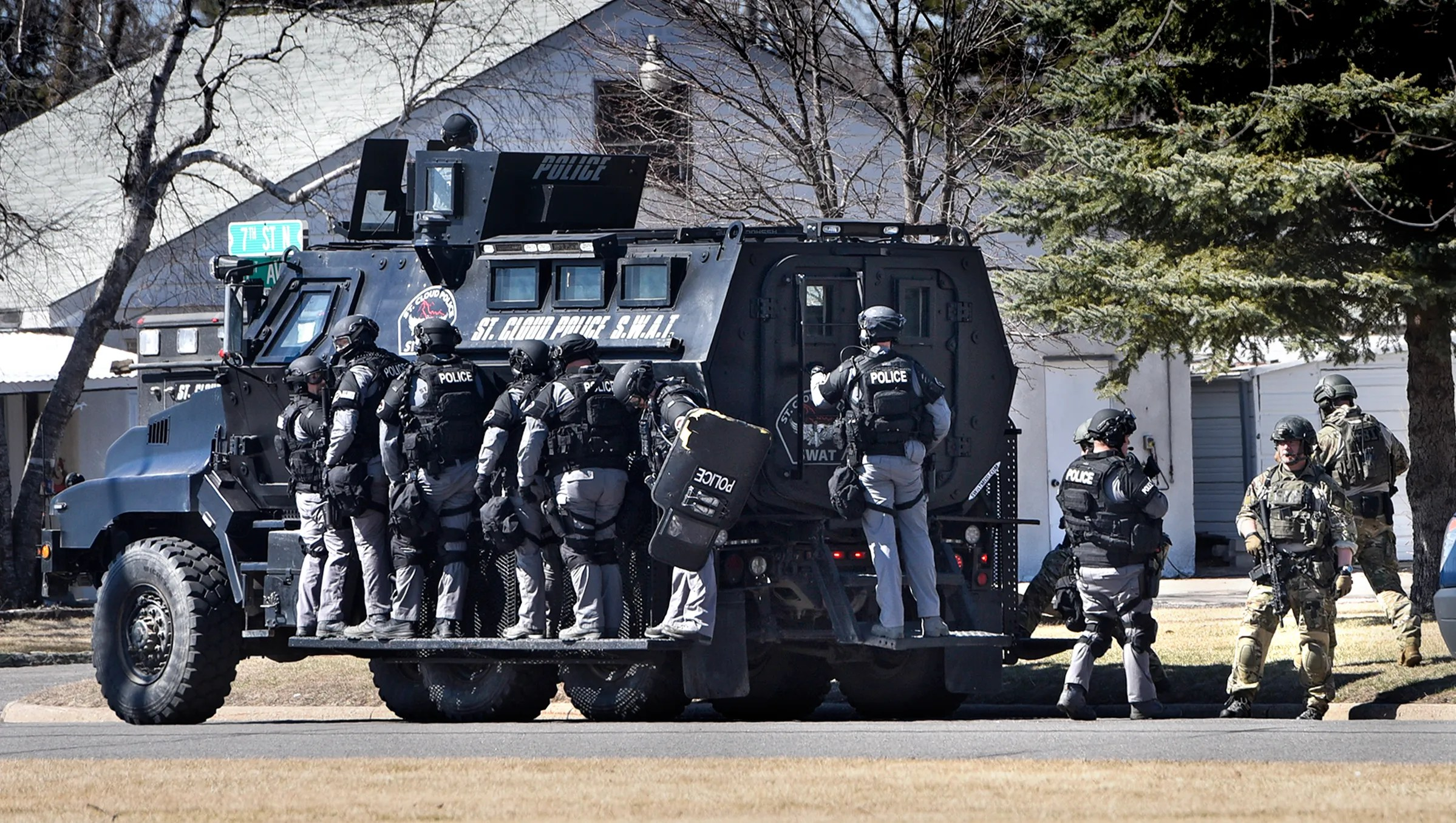 Charges detail major meth operation