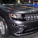 Muscular Utility 2015 Jeep Grand Cherokee Srt