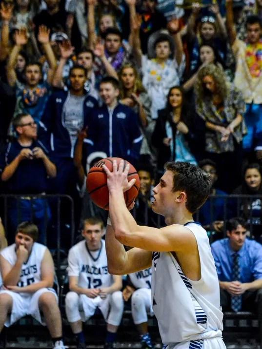 Central York vs Dallastown basketball