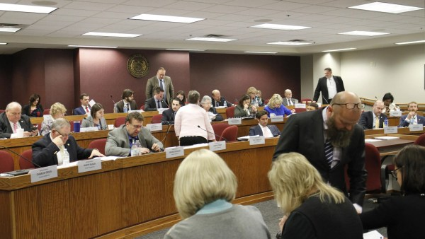 House budget committee shifts funds from AG's office to ...