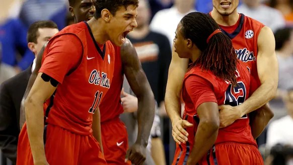 Moody, Ole Miss stun Florida with late 3