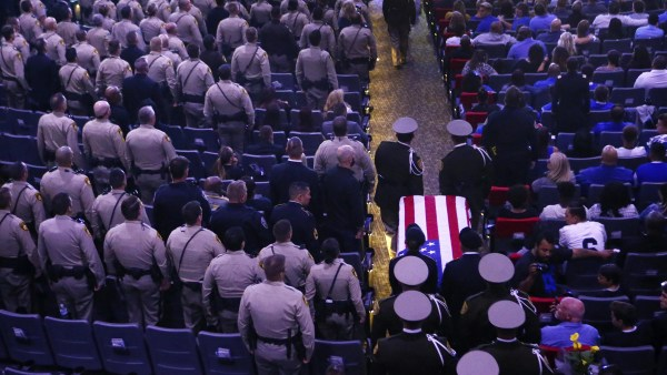 Number of officers killed hits 2nd-lowest in more than 50 ...