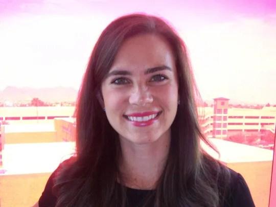 Tucson Salpointe Catholic girls soccer coach Becky