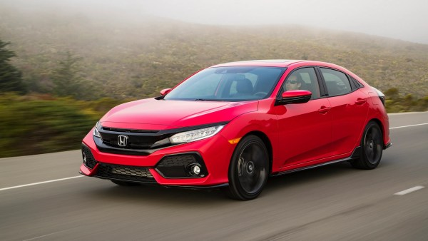 Sporty hatchback spices up Honda Civic