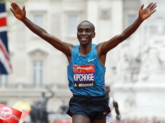 , Five Key Lessons Young Athletes Should Emulate from Living Legend Eliud Kipchoge