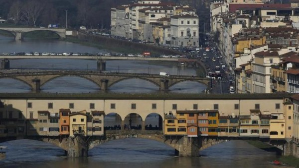 How the rich and famous remain rich and famous in Florence ...