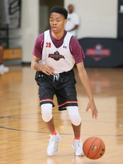 Image result for anfernee simons and courtney ramey