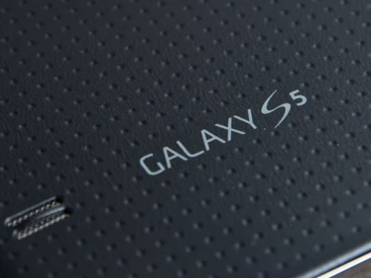 Samsung's Galaxy S5 didn't reinvent the wheel — and