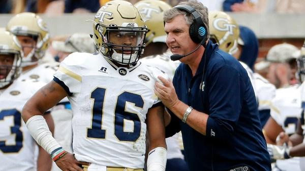 Georgia Tech's Paul Johnson calls proposed transfer ...