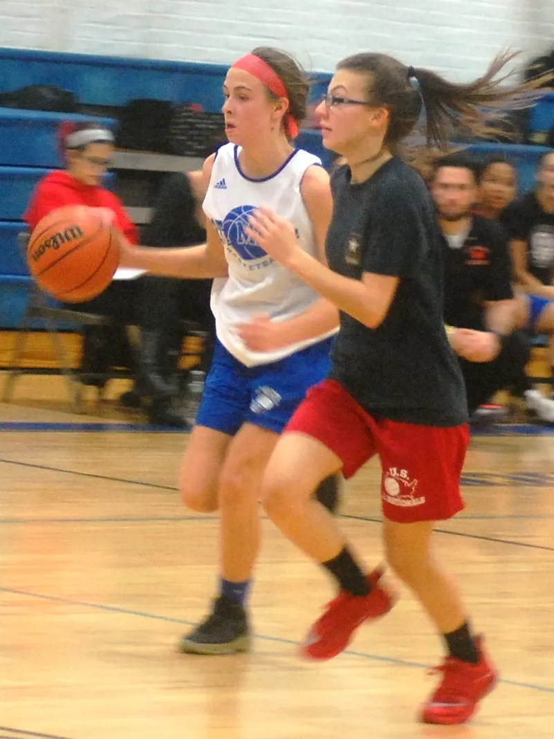 LoBue takes helm of St. Mary girls basketball