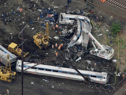 AP AMTRAK CRASH CONGRESS A FILE USA PA