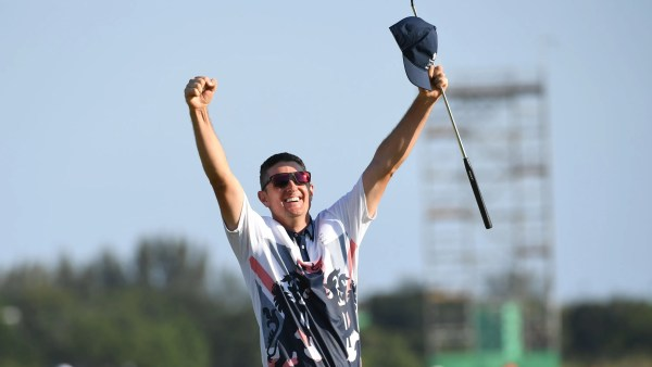 Justin Rose claims gold in return of Olympic golf
