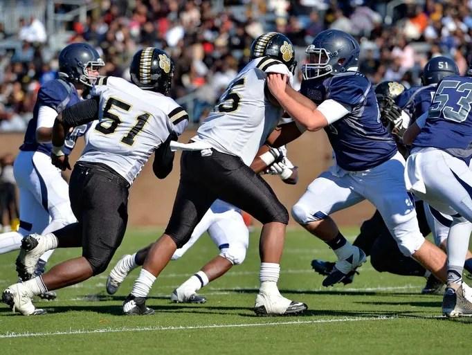 Fairfax High School Football Scores