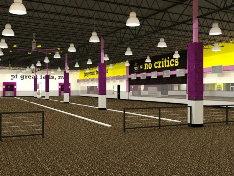 Planet Fitness takes over Great Falls Hastings building