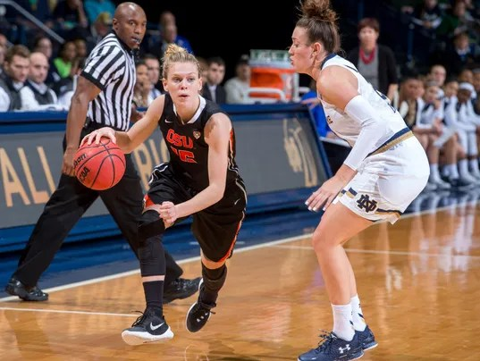 No. 1 seed Oregon State ready for Pac-12 tournament
