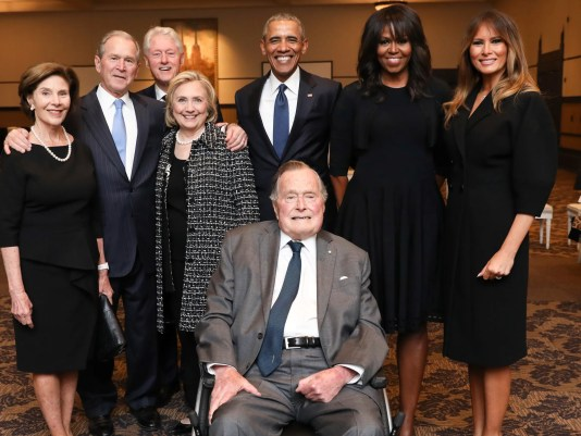 636600652740112659 AP Barbara Bush - George H.W. Bush, great American and underrated president