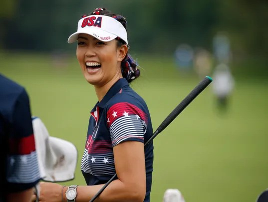 Michelle Wie's golfing career back on an upswing at ...