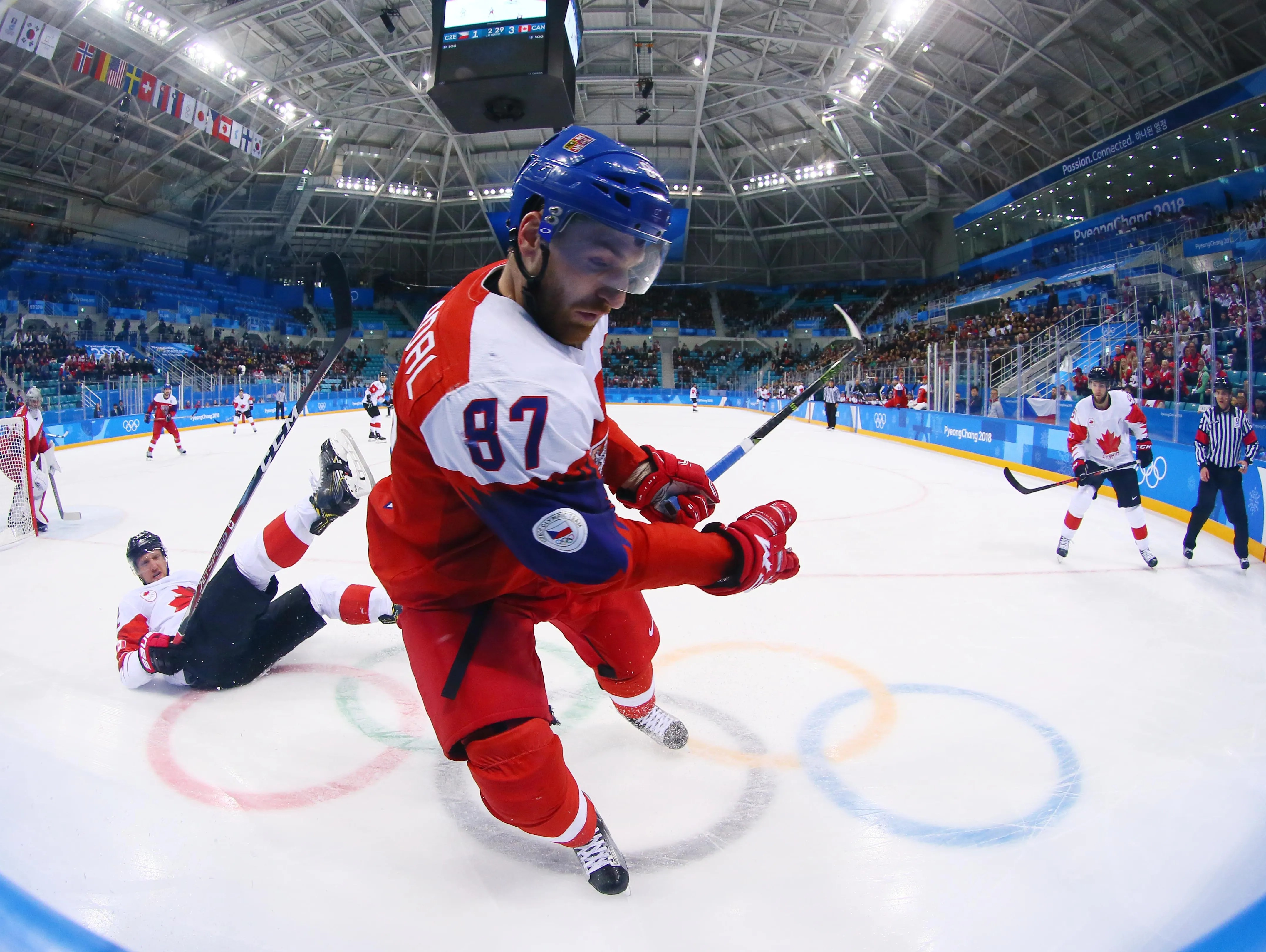 Hockey at the 2018 Winter Olympics