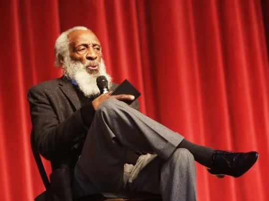 Long time civil rights activist, writer, social critic,