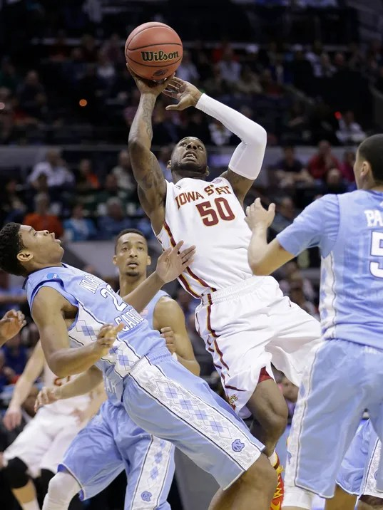 Timeout confusion dooms No. 6 seed North Carolina