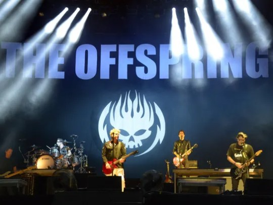 The Offspring will perform at BRUFEST in Phoenix.