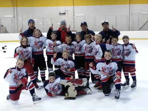 Northern Stars Mite AA wins state title | USA TODAY High ...