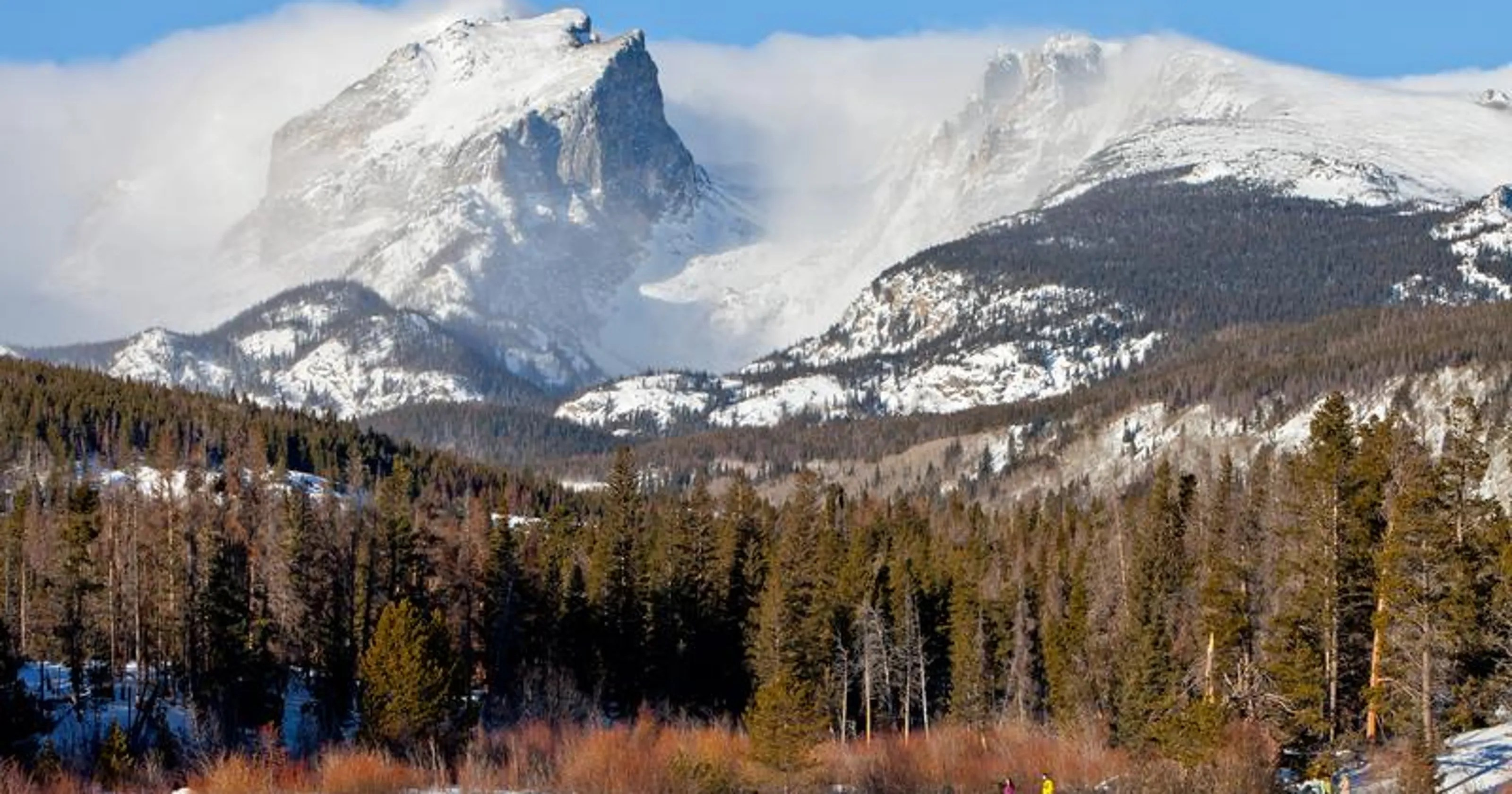 Try These 5 Winter Hikes In Rocky Mountain National Park