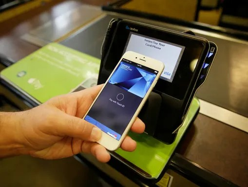 """The word """"contactless"""" was considered by Oxford for"""
