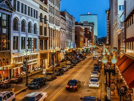 Downtown Restaurants Knoxville Tn