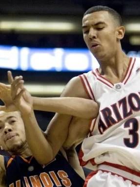 Marcus Williams   Year: 2007   Round/overall: 2/33   Team: San Antonio