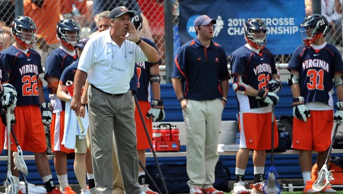 Virginia hires Lars Tiffany as new men's lacrosse coach