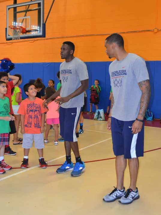 FDU basketball's O'Garro is go-to guy off the court