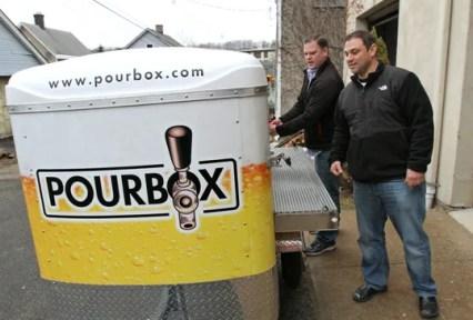 Pourbox