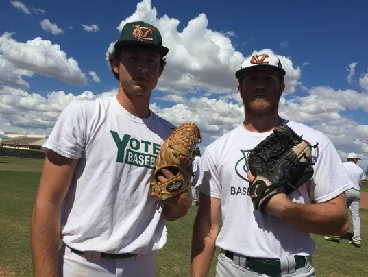 Campo Verde High School baseball